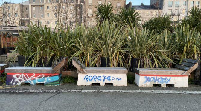 Quai des plantes (Nantes)  – an experimental site